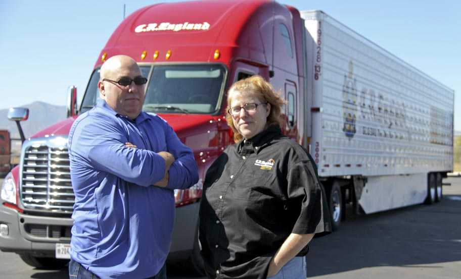 Company-sponsored CDL Training