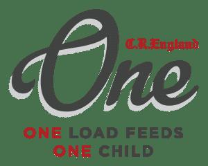 C.R. England One Campaign Logo